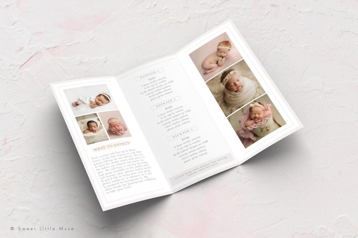 sample brochure template