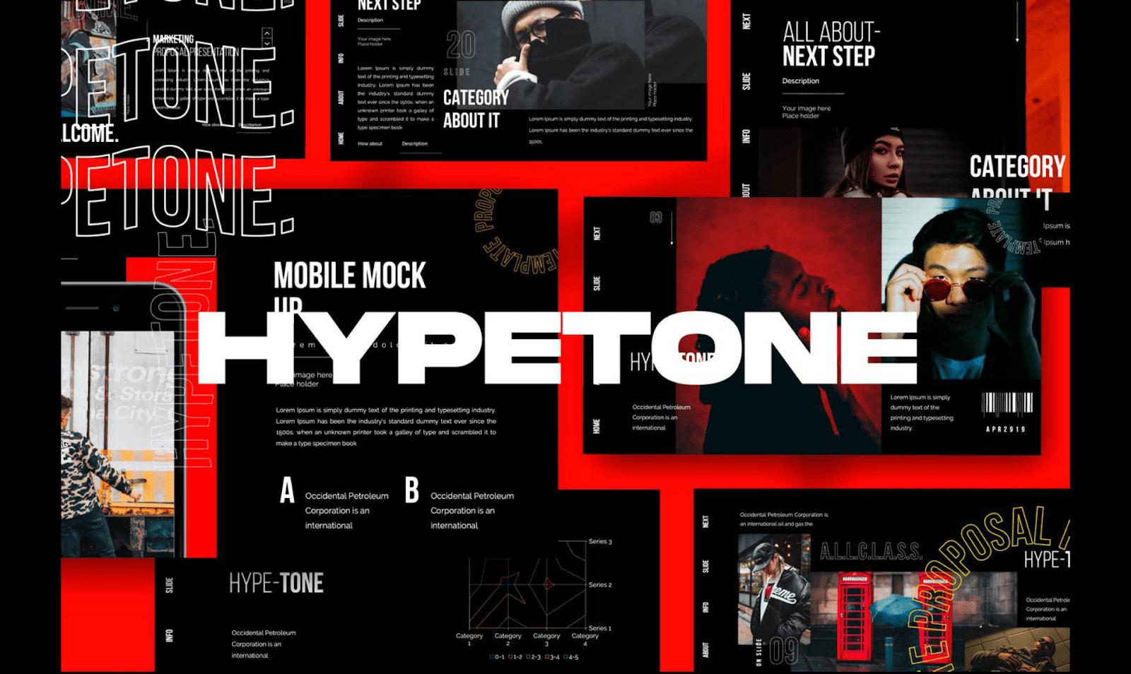 hypetone